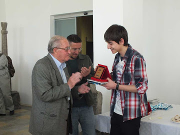 Prof. Atila Özer 2012 Lise Öğrencileri Karikatür Yarışması Ödülleri